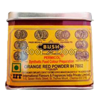 Bush Orange Red Colour Powder
