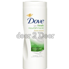 Dove Body Lotion Fresh Moist