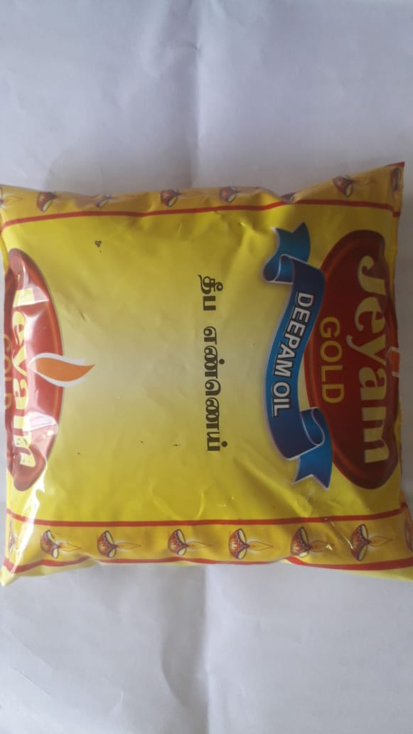 JEYAM GOLD Deepa oil