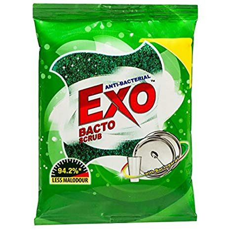 Exo Dishwash Scrub - 75 Mm * 62.5 MM
