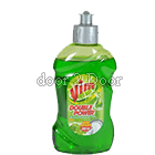 Vim Active Green Dish Wash Liquid Bottle