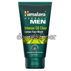 Himalaya Mens Lemon Face Wash