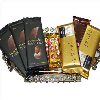 Chocolate Metal Gift Pack