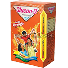 Glucon D Tangy Orange Flavour