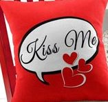 Kiss Me Pillow