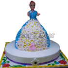 Baby Doll Cake