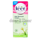 Veet Creme Dry Skin Hair Removal Cream